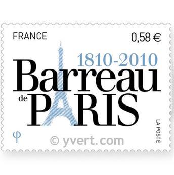 n.o 4512 -  Sello Francia Correos