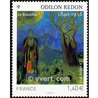 n° 4542 -  Selo França Correios