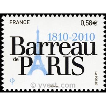 n° 508 -  Selo França Autoadesivos