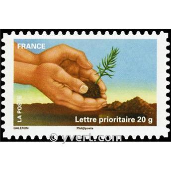 n° 526a -  Selo França Autoadesivos