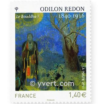 n° 551 -  Selo França Autoadesivos