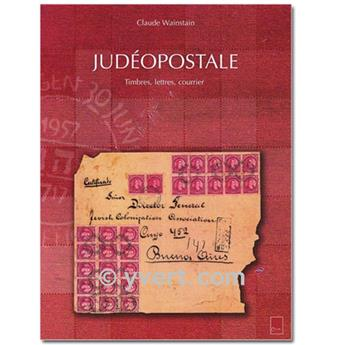 JUDEOPOSTALE-TIMBRES LETTRES COURRIER