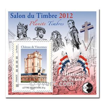 n° 61 -  Selo França CNEP