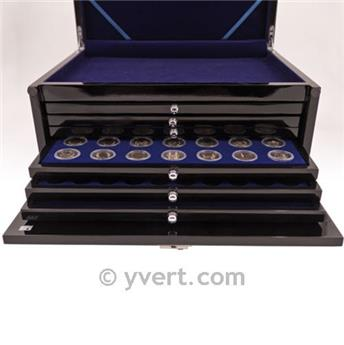 Designer Coin Chest for certified Slabs SAFE®