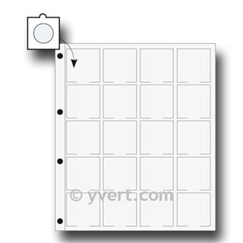 Plastic Standard PAGES HB® (X10)