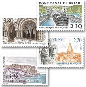 n° 2657/2660 -  Selo França Correios