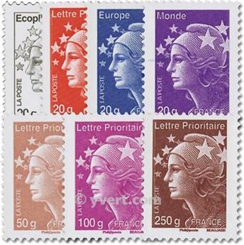 nr. 4565/4571 -  Stamp France Mail