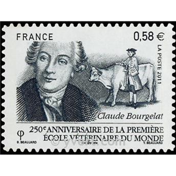 n.o 565 -  Sello Francia Autoadhesivos