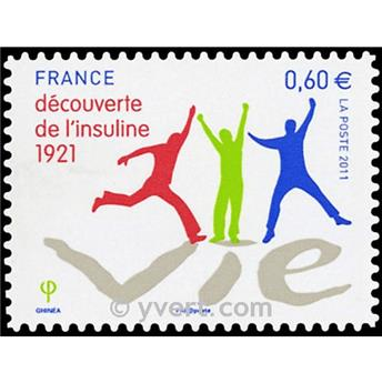 n° 635 -  Timbre France Autoadhésifs