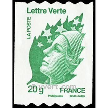 n.o 4597 -  Sello Francia Correos