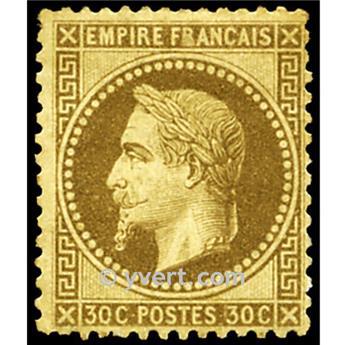 n° 30 obl. - Napoléon III (Empire lauré)