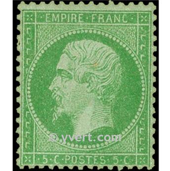 nr 35 obl. - Type de 1862 (nr 20)