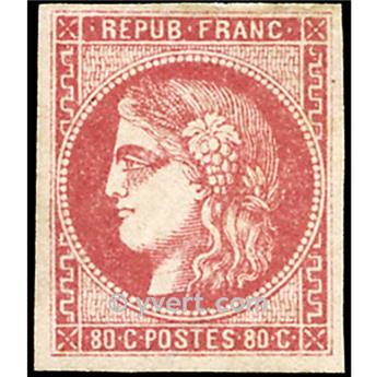 n° 49 obl. - Cérès (Émission de Bordeaux)