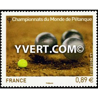 n° 4684 -  Timbre France Poste