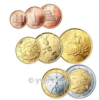 KIT EURO ITALIE
