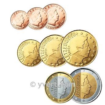 KIT EURO LUXEMBURGO