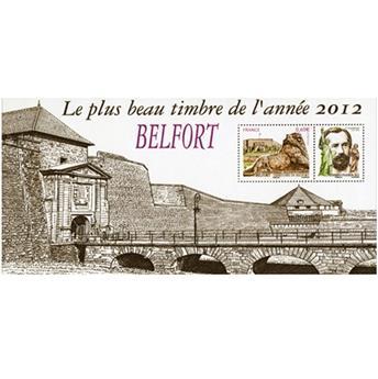 nr. 89 -  Stamp France Souvenir sheets