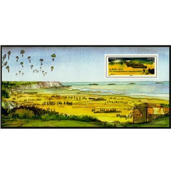 n° 93 -  Timbre France Blocs souvenirs