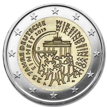 2 EURO COMMEMORATIVE 2015 : ALLEMAGNE (1 pièce)