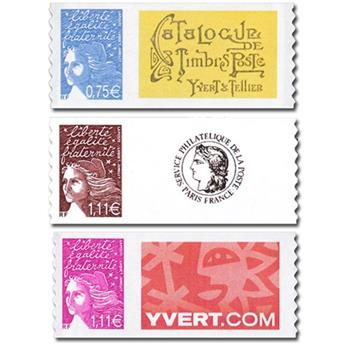 nr. 3729B/3729D -  Stamp France Personalized Stamp