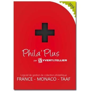 TELECHARGEMENT : Mise à jour PHILA´PLUS Évolutif 2016 FRANCE (PC)