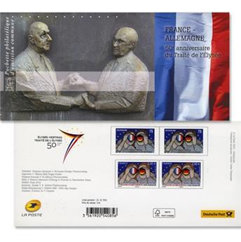 2013 - Émission commune-France-Allemagne-(pochette)