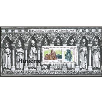 n° 99 - Timbre France Blocs souvenirs