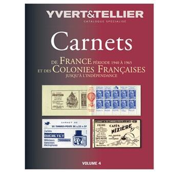 CARNETS DE FRANCE Volume 4 (1940-1965)