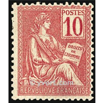 n° 112 -  Timbre France Poste