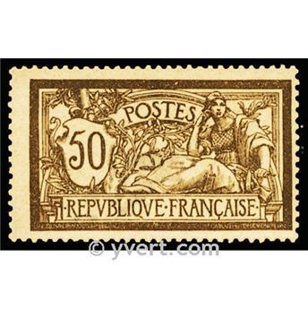 n.o 120 -  Sello Francia Correos