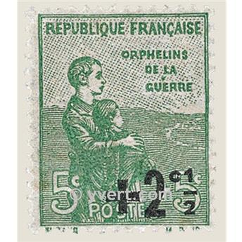 n° 163 -  Selo França Correios