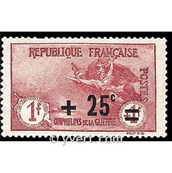 nr. 168 -  Stamp France Mail