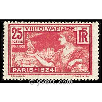 n° 184 -  Timbre France Poste