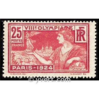 nr. 184 -  Stamp France Mail
