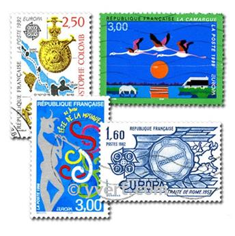 EUROPA: envelope of 200 stamps