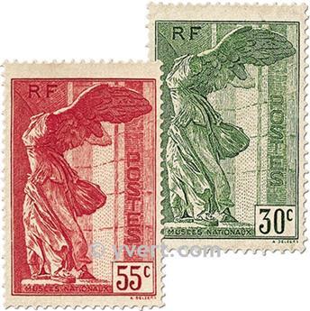 nr. 354/355 -  Stamp France Mail