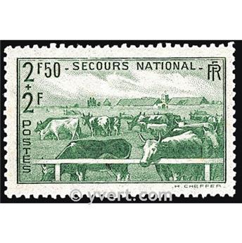 n° 469 -  Selo França Correios