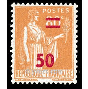 n.o 481 -  Sello Francia Correos