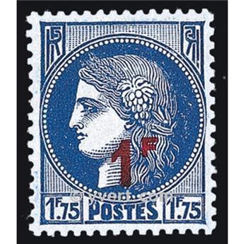 n° 486 -  Selo França Correios