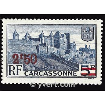 n.o 490 -  Sello Francia Correos