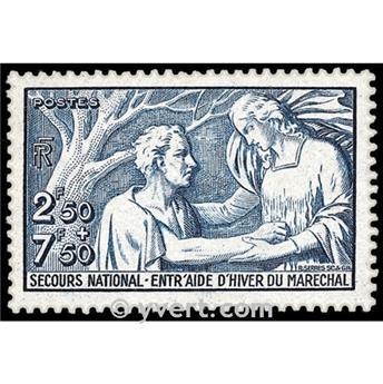n.o 498 -  Sello Francia Correos