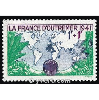 n.o 503 -  Sello Francia Correos