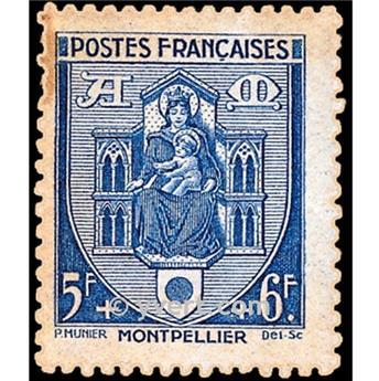 nr. 536 -  Stamp France Mail