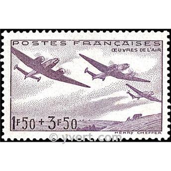 nr. 540 -  Stamp France Mail