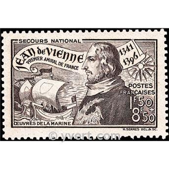 nr. 544 -  Stamp France Mail