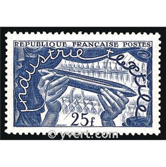 n.o 881 -  Sello Francia Correos