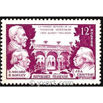 n.o 897 -  Sello Francia Correos