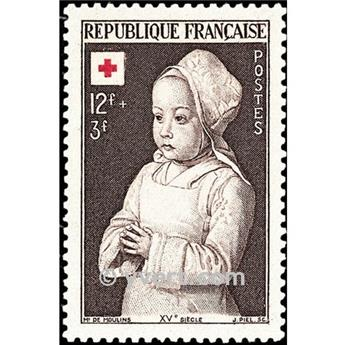 n° 914 -  Timbre France Poste