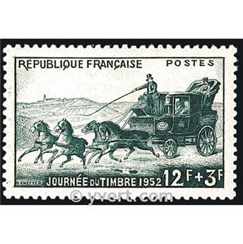 n° 919 -  Selo França Correios