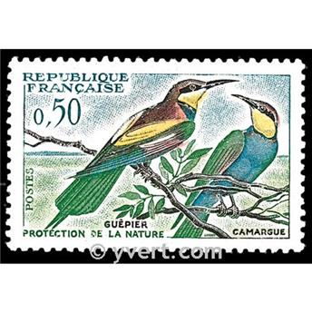nr. 1276 -  Stamp France Mail